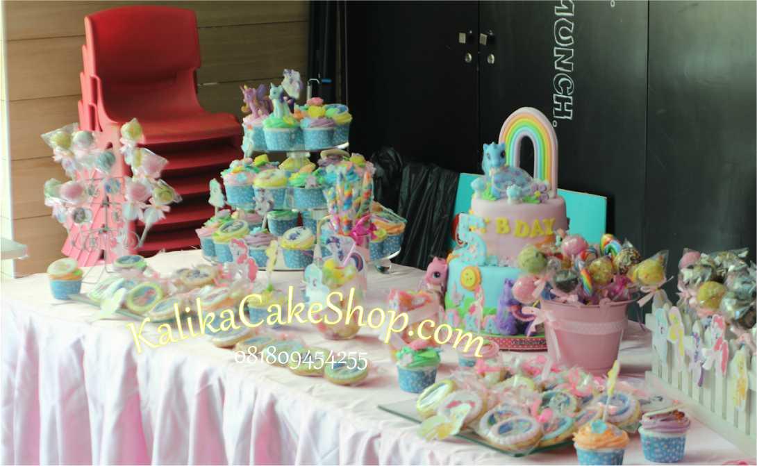 paket table disert ulang tahun