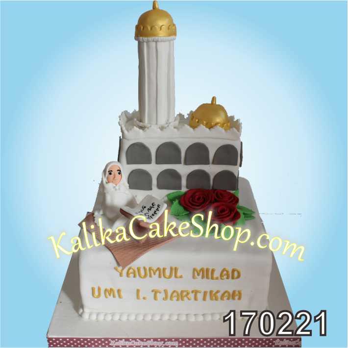 Cake Ulang Tahun Custom mesid