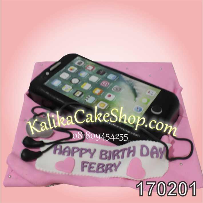 Cake Ulang Tahun ipon Febry