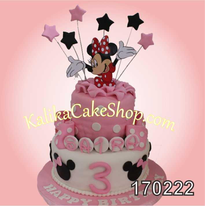 Cake ulang tahun Mini mousse