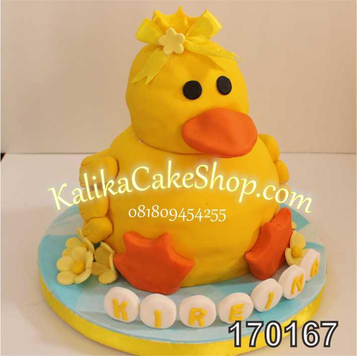 Custom Duck Cake Kireina