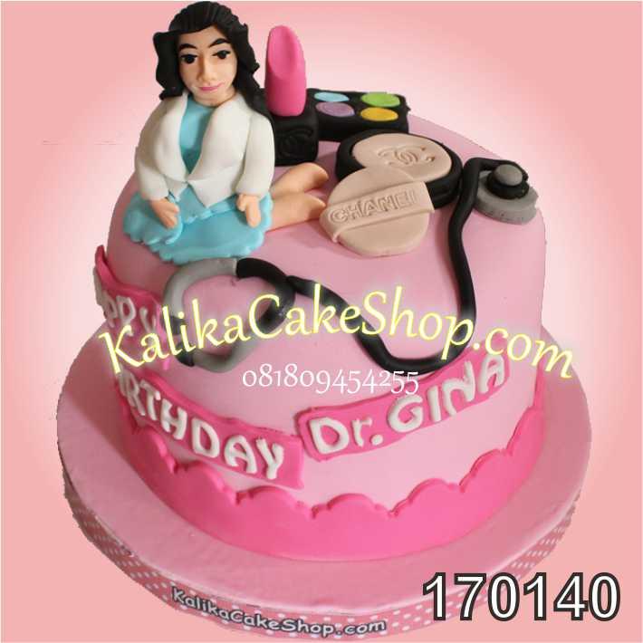 Kue Ulang Tahun Dokter Gina