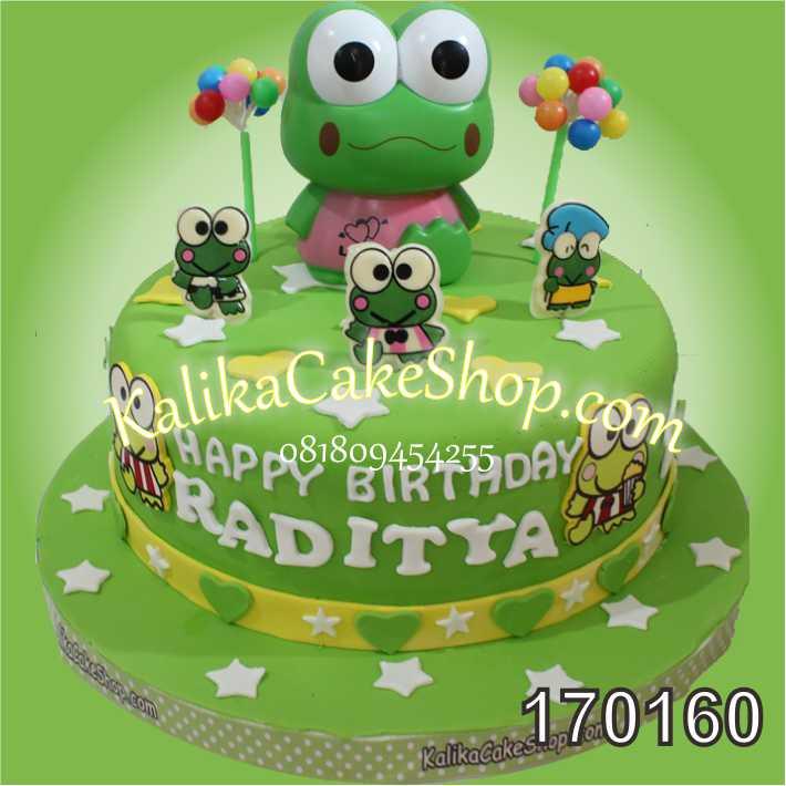 Kue Ulang Tahun Kerropi Raditya