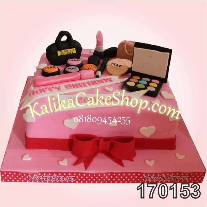 Kue Ulang Tahun Kosmetik Yemikaori