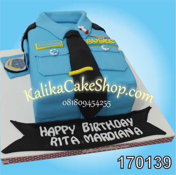 Kue Ulang Tahun Seragam Rita