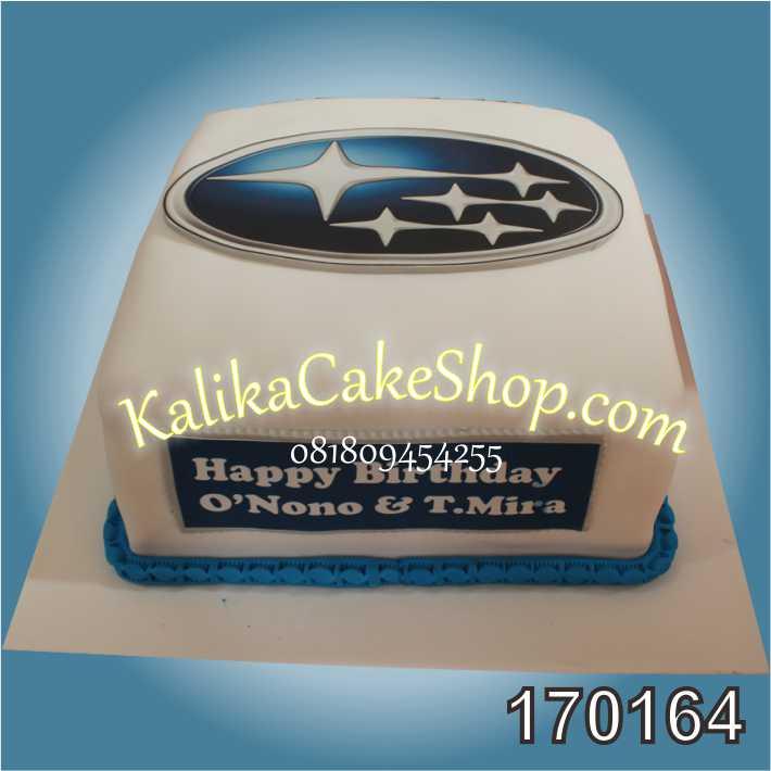 Kue Ulang Tahun Subaru