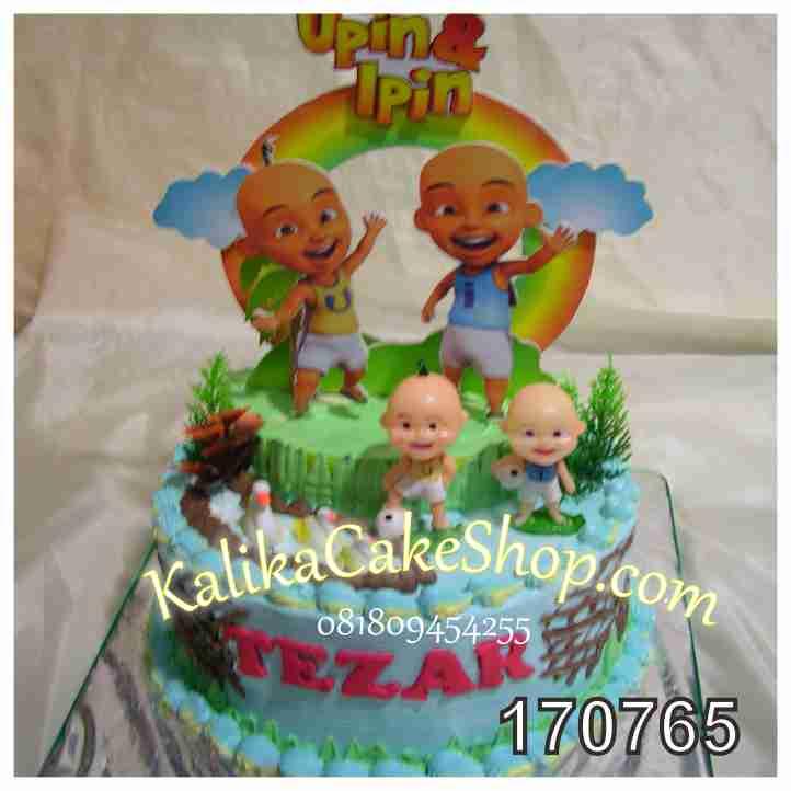 kue ulang tahun upin ipin background Kue Ulang Tahun bandung